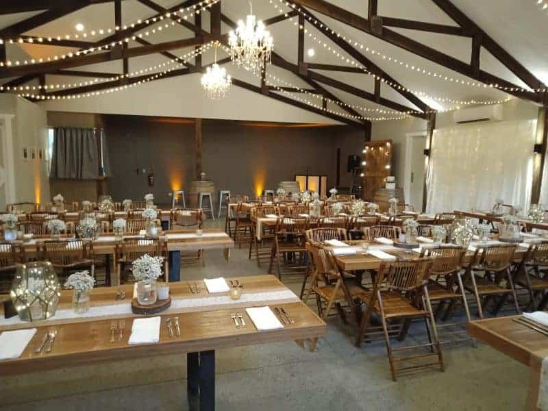 Cowbell Creek - Room with Uplighting
