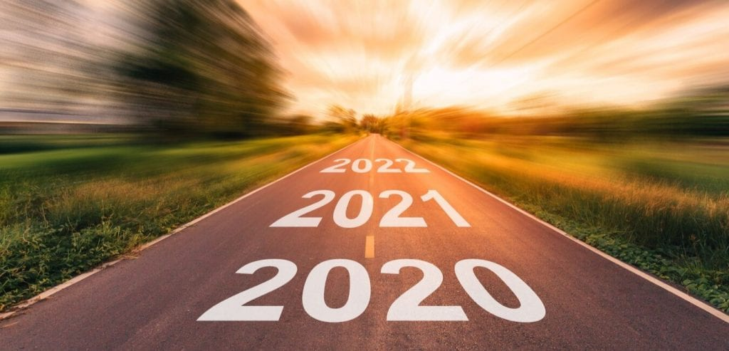 2021 – The Road Ahead