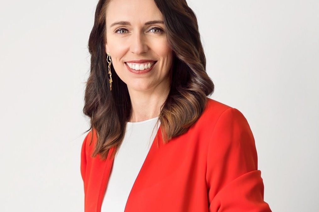 Jacinda Ardern – Too Old for a Bridal Party?